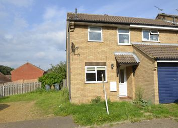 Thumbnail 2 bed end terrace house for sale in Mickfield Mews, Felixstowe