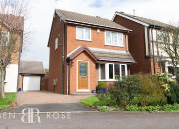 Thumbnail 3 bed detached house for sale in Cottage Fields, Chorley