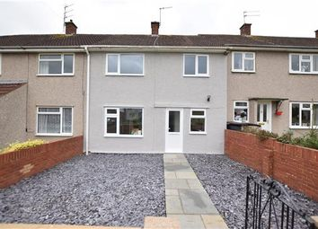 Thumbnail 3 bed terraced house for sale in Warwick Road, Keynsham, Bristol