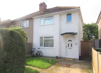 Thumbnail 2 bed semi-detached house for sale in Hampden Road, Harrow Weald