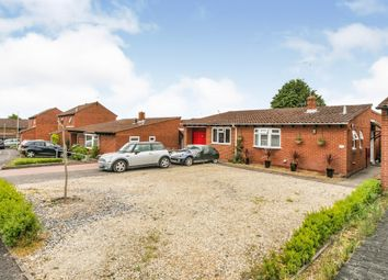 Thumbnail 3 bed detached bungalow for sale in Bridport Close, Lower Earley, Reading