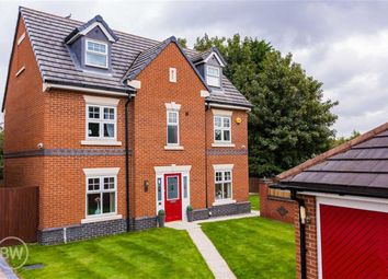 Thumbnail 5 bedroom detached house for sale in Priestfields, Leigh, Lancashire