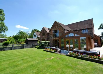 Thumbnail 4 bed property for sale in Main Street, Grendon Underwood, Aylesbury