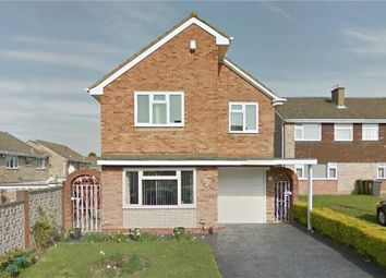Thumbnail 4 bedroom detached house for sale in Fenmere Close, Wolverhampton, West Midlands