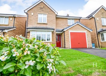 Thumbnail 4 bed detached house for sale in Greenbrook Road, Burnley