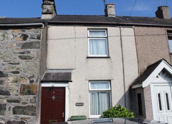 Thumbnail 2 bedroom terraced house for sale in Glan Gwna Terrae, Caeathro, Caernarfon, Gwynedd