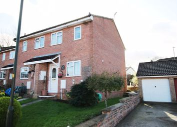 Thumbnail 2 bed end terrace house for sale in Ironstone Close, Bream, Lydney