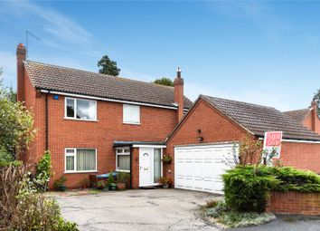 Thumbnail 4 bed detached house for sale in Pacey Close, Swinderby