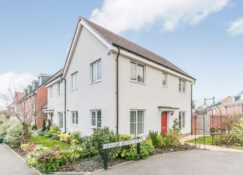 Thumbnail 3 bed semi-detached house for sale in Graham Brown Walk, Witham