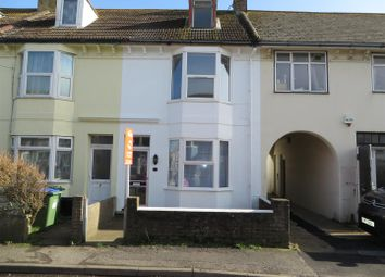 Thumbnail 3 bedroom terraced house for sale in Brooklyn Road, Seaford