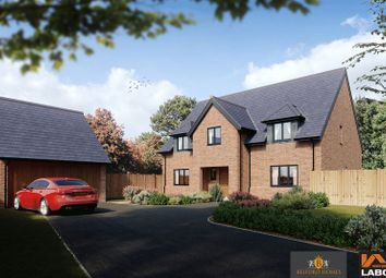 Thumbnail 5 bed detached house for sale in Plot 7, Pear Tree Croft, Norton-In-Hales, Market Drayton