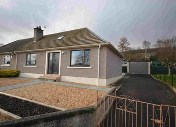 Thumbnail 3 bedroom semi-detached house to rent in Anderson Drive, Fortrose, Highland