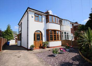 3 bed semi-detached house for sale in Kensington Avenue, Penwortham, Preston PR1