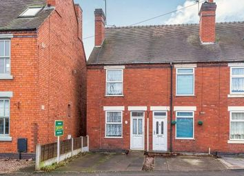 Thumbnail 3 bed end terrace house for sale in Longford Road, Cannock, Staffordshire