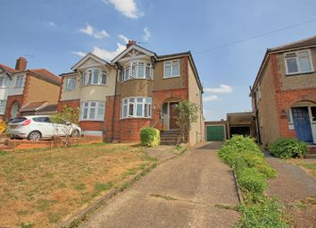 Thumbnail 3 bed semi-detached house for sale in Trinity Road, Ware