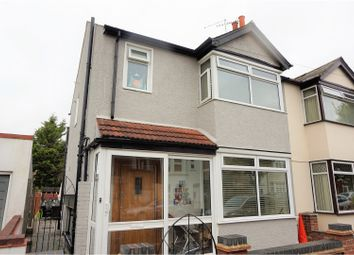 Thumbnail 3 bedroom end terrace house for sale in Norfolk Road, Romford