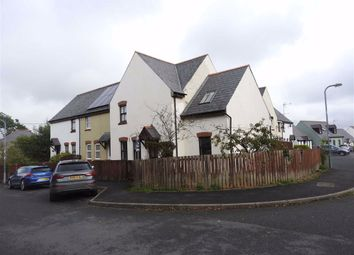 3 bed end terrace house for sale in Maes Yr Orsaf, Cilgerran, Pembrokeshire SA43