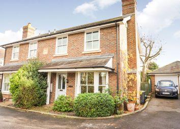Thumbnail 3 bed semi-detached house for sale in Albion Close, Tonbridge