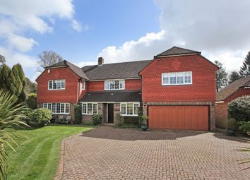 Thumbnail 4 bed detached house for sale in The Drive, Maresfield Park, Uckfield, East Sussex