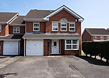 Thumbnail 4 bed detached house for sale in Advice Avenue, Grays