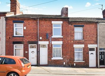 Thumbnail 2 bed terraced house to rent in Best Street, Fenton, Stoke-On-Trent