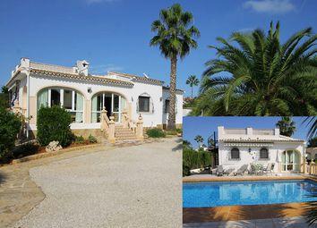 Thumbnail 2 bed villa for sale in Spain, Valencia, Alicante, Jávea-Xábia