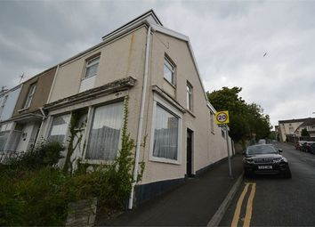 Thumbnail 3 bedroom end terrace house for sale in Hanover Street, Mount Pleasant, Swansea