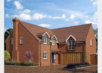 Thumbnail 5 bed detached house for sale in Merton Road, Ambrosden