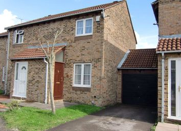 Thumbnail 2 bed semi-detached house for sale in The Delph, Lower Earley, Reading, Berkshire