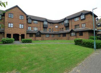 Thumbnail 1 bed flat to rent in Clifton Walk, Dartford