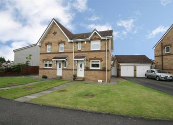 Thumbnail 3 bed semi-detached house for sale in Park Road, Falkirk