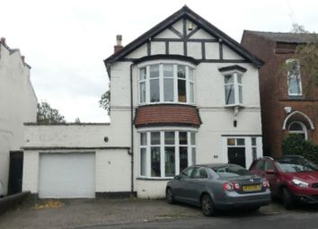 Thumbnail 4 bed detached house for sale in Boldmere Road, Sutton Coldfield