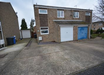 Thumbnail 3 bed semi-detached house for sale in Mallow Way, Carlton Colville, Lowestoft