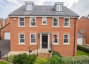Thumbnail 5 bed detached house for sale in Beacon Drive, Highweek, Newton Abbot, Devon.