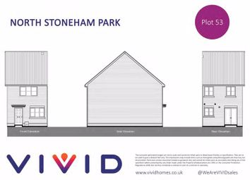 Thumbnail 2 bed terraced house for sale in Stoneham Lane, Eastleigh