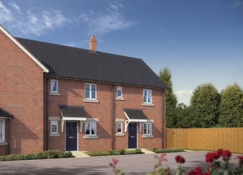 "Thumbnail 2 bed end terrace house for sale in ""The Thurlstone"" at Picket Twenty, Andover"