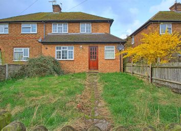 Thumbnail 4 bed semi-detached house to rent in Wareside, Ware