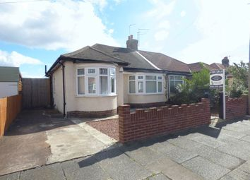 Thumbnail 3 bedroom bungalow for sale in Addycombe Terrace, North Heaton, Newcastle Upon Tyne