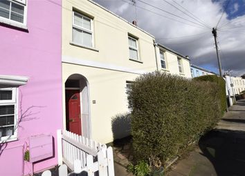 Thumbnail 2 bed terraced house for sale in Naunton Crescent, Cheltenham, Gloucestershire