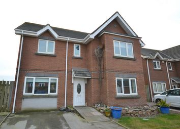 Thumbnail 4 bed detached house for sale in The Bridles, Seascale, Cumbria