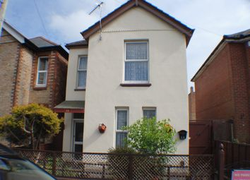 Thumbnail 4 bedroom detached house for sale in Wickham Road, Southbourne