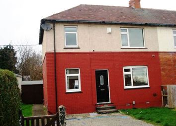 Thumbnail 3 bed semi-detached house for sale in School Road, Lupset, Wakefield