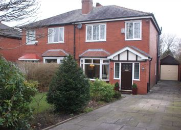 Thumbnail 3 bed semi-detached house for sale in Stitch Mi Lane, Harwood, Bolton