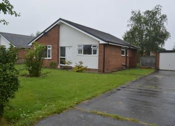 Thumbnail 3 bed bungalow to rent in Chester Close, Garstang, Preston
