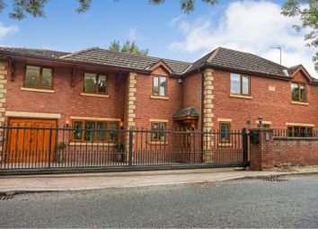 Thumbnail 4 bed detached house for sale in Gill Lane, Preston