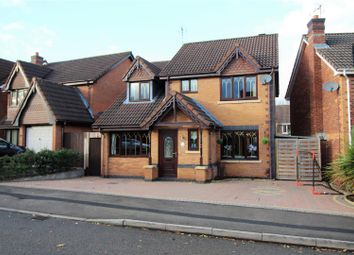 Thumbnail 4 bed property for sale in The Sycamores, Bedworth
