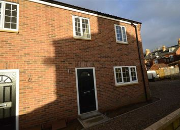 Thumbnail 2 bed end terrace house for sale in Haven Rise, Mereside, Hornsea, East Yorkshire