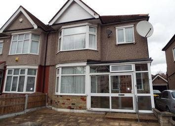 Thumbnail 3 bed end terrace house for sale in Barkingside, Essex