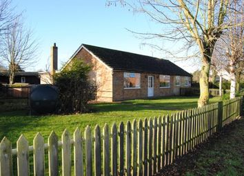 Thumbnail 4 bed bungalow for sale in Walpole St. Peter, Wisbech