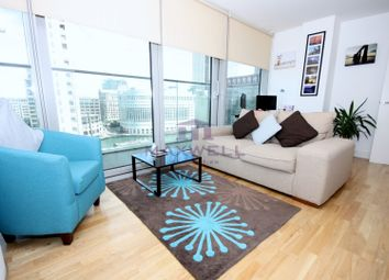 Thumbnail 1 bed flat for sale in 24 Marsh Wall, Canary Wharf